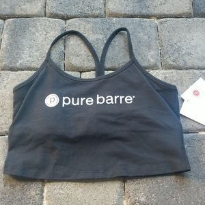 Beyond Yoga Pure Brand Cropped Top L NWT
